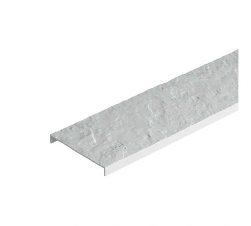 Бордюр универсальный 1,0 м белый