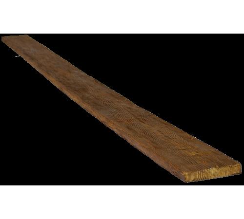 Доска рустик 120х20  дуб (1 пог м)