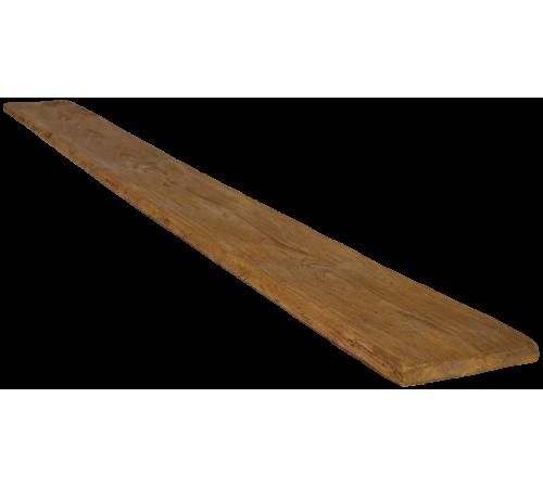 Доска рустик 190х20 дуб (1 пог м)