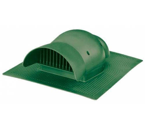 Кровельный вентиль KTV зеленый Krovent (для мягкой кровли)