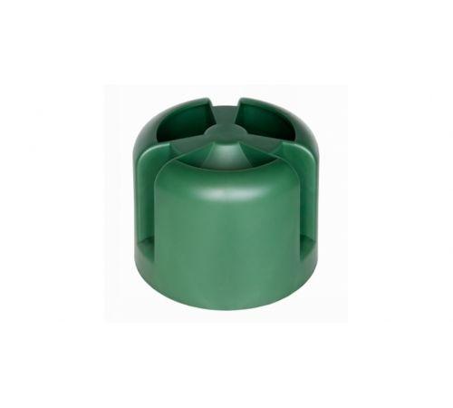 Кровельный колпак HupCap 110 Krovent зеленый