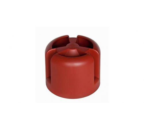 Кровельный колпак HupCap 110 Krovent красный