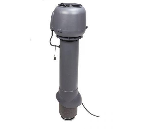 E 120 P/125/500 серый  (электровентилятор)
