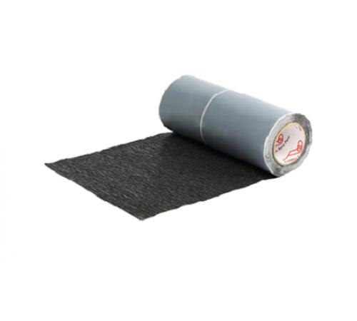 Лента для примыканий Easy-Form.гофрированная,черная,5х0,3м,Klober