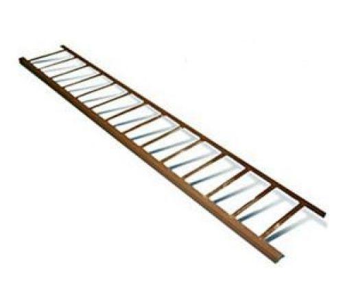 Снегозадерживающая решетка 3 м коричневая К