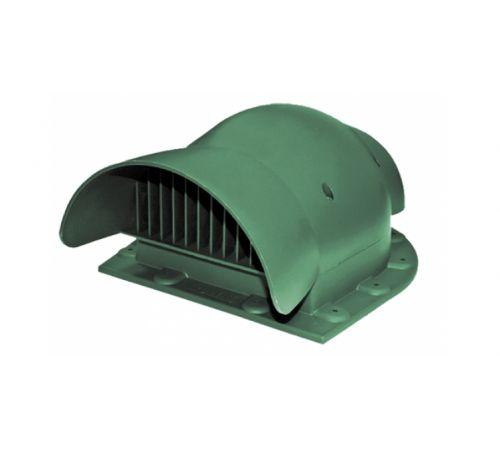 Кровельный вентиль KTV-SEAM Krovent зеленый (для фальцевой и мягкой кровли)