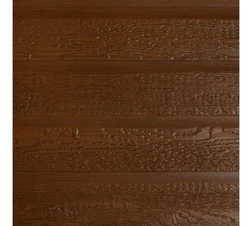 Фасадная панель ДПК CM Klippa / Клиппа Prestige, 3660x303x8 мм, цвет Brown Rustic (коричневый)