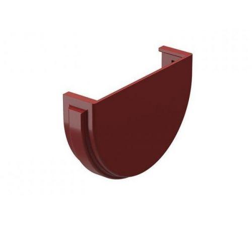 Döcke STANDARD Заглушка 120 мм (Красный 3005)