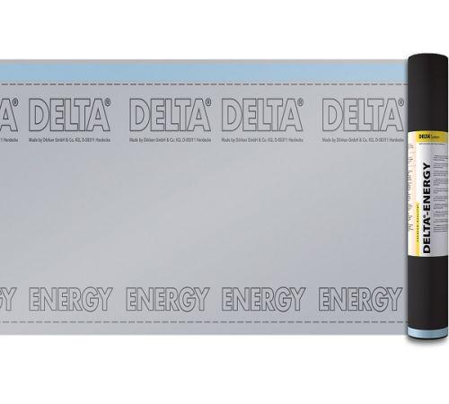 DELTA-ENERGY  диффузионная мембрана с теплоотражающим покрытием