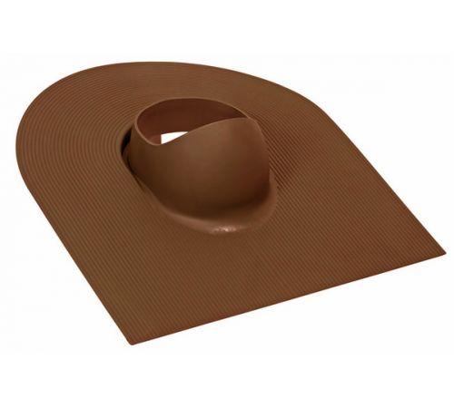 Проходной элемент HUOPA коричневый