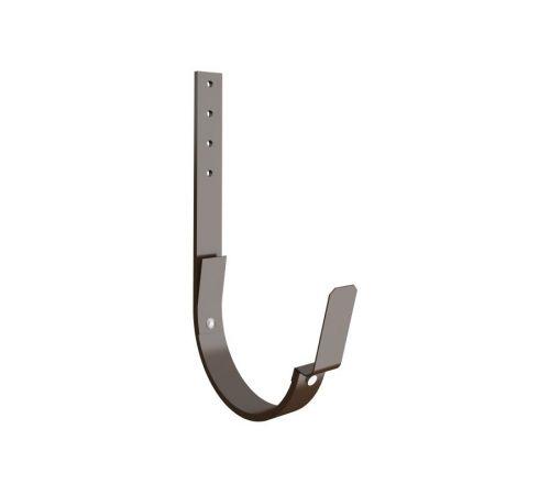 Крюк крепления желоба Линдаб (LIindab) K16 D=125мм Цвет=коричневый(434)