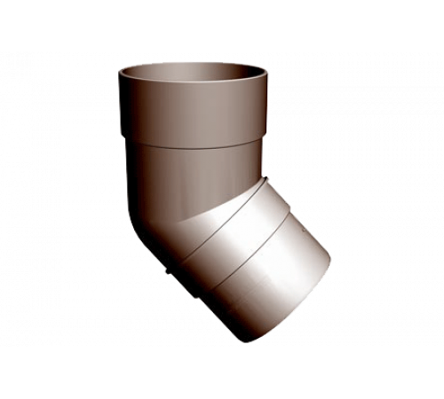 Döcke LUX Колено 45˚ (Шоколад)