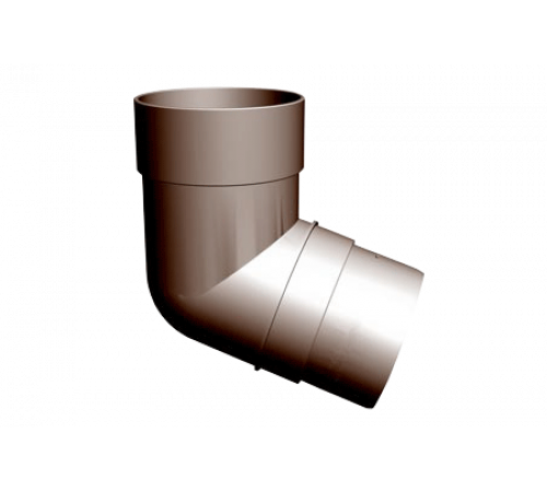 LUX Колено 72 градуса ДЕКЕ (Docke) шоколад