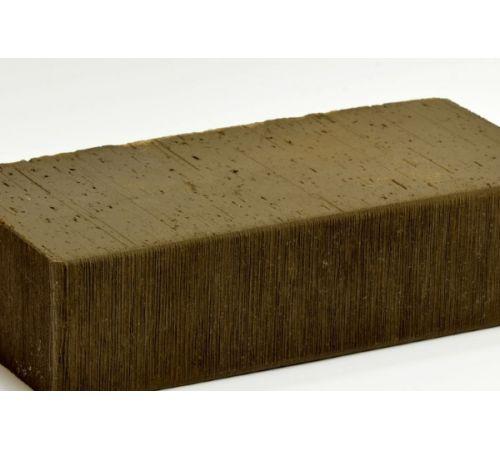 Керамический кирпич LODE Brunis штриховая полнотелый лицевой,М-500 250*120*65мм (Латвия)