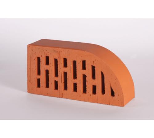 Керамический кирпич LODE Janka F17 гладкий полнотелый лицевой,М-500 250*120*65мм (Латвия)