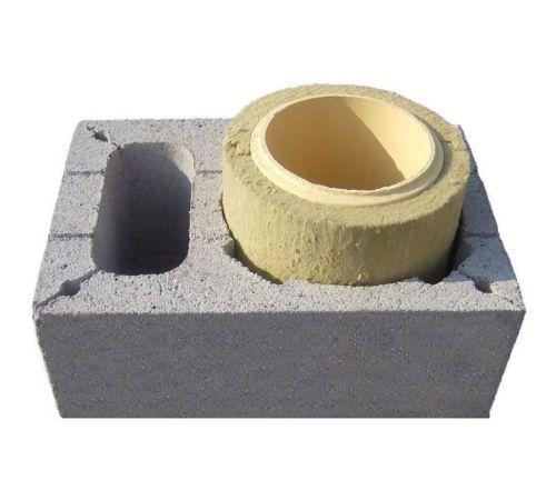 Комплект дымохода Шидель(SCHIDEL) UNI  D=20-Lсм  L=0,33 пм одноходовой c вентканалом