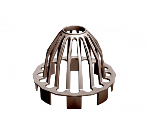 Сетка защитная ДЕКЕ (Docke) шоколад