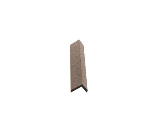 Угловой профиль цвет BLACKWOOD (Черное дерево)