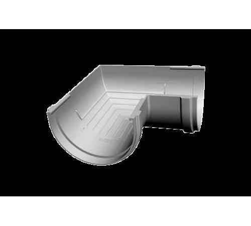 Угловой элемент 90 градусов ДЕКЕ (Docke) PREMIUM пломбир