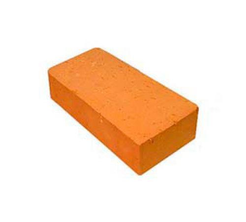 Кирпич лицевой полнотелый красный гладкий с фаской,М-250 250*120*65мм(БКСМ)