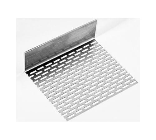 Профили алюминиевые перфорированные 100/30*2,5