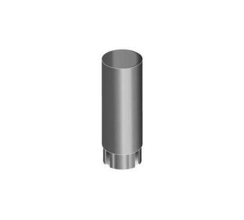 Соединительная труба 1м, белый CM Vattern D87