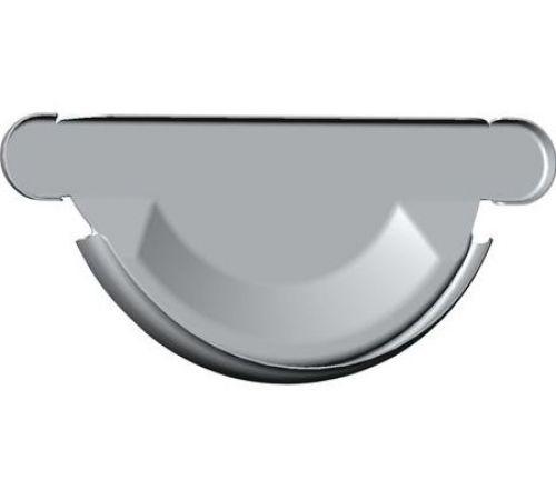 Заглушка желоба малая универсальная , белый CM Vattern D125