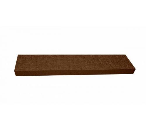 Универсальная планка ДПК CM Klippa / Клиппа, 3660x90x25 мм, цвет Brown Rustic (коричневый)
