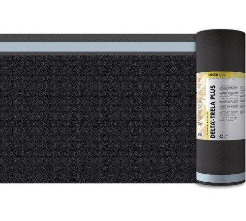 DELTA-TRELA диффузионная объёмная мембрана для металл.кровель