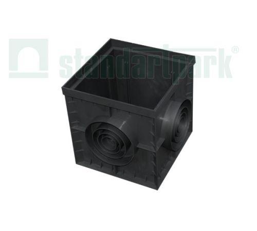Дождеприемник PolyMax Basic ДП–30.30-ПП чер. 8370-Ч