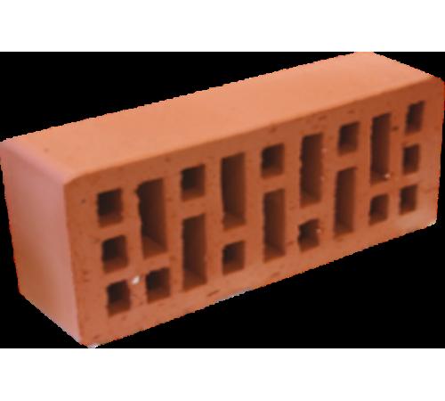 Кирпич керамический рядовой пустотелый одинарный М-125