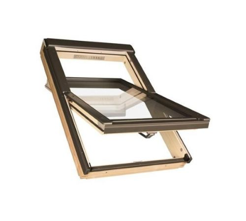 Fakro окно мансардное двухкамерное FTP-V U4 784х98