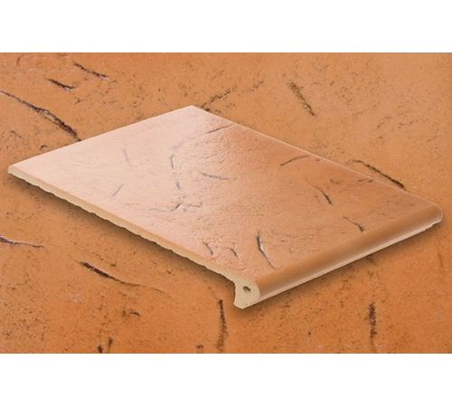 Ступень-флорентинер ABC Antik Sandstein 335x240x10