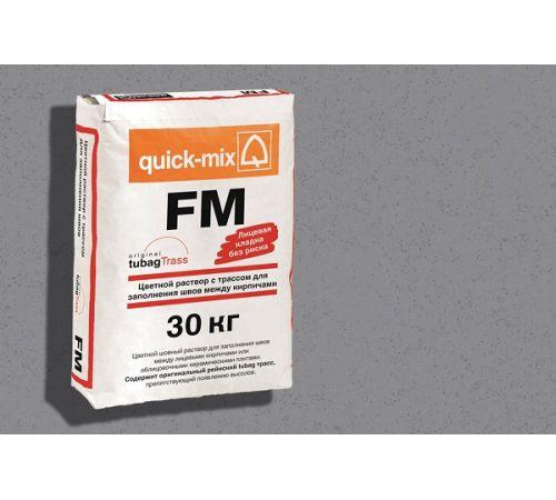 Цветная смесь для заделки швов, графитово-черный 72308 FM.H  30 кг