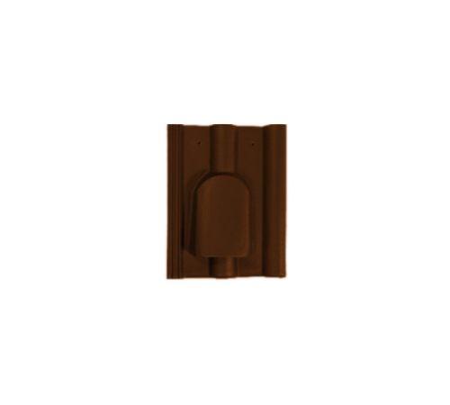 Вентиляционная чер.ФПт-коричневая R BRAAS