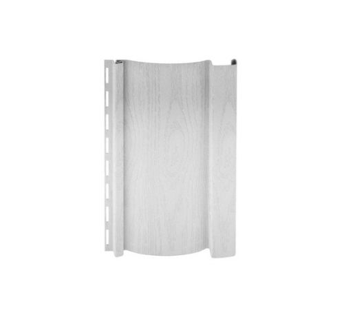 Сайдинг Вертикальный сайдинг S6,3 Grand Line® AMERIKA белый