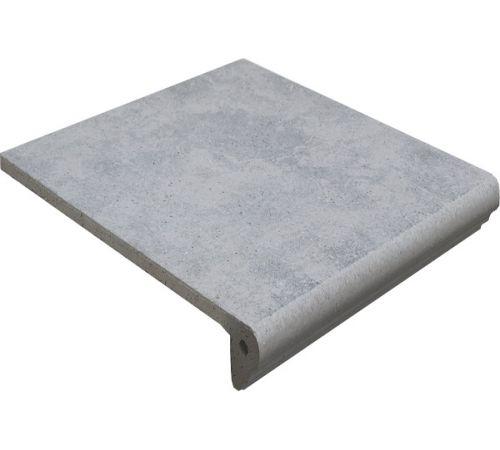 Ступень-флорентинер ABC Granit Grau 335x310x10