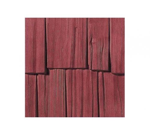 Панели Hand-Split Shake Barn Red красный