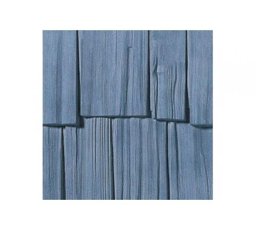 Панели Hand-Split Shake Denim Blue синий джинс