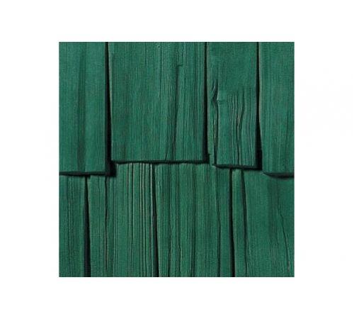 Панели Hand-Split Shake Forest Green  лесная зелень