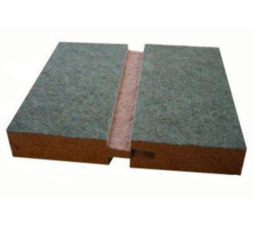 Универсальная ISOPLAAT Universal FASSADE 1800х600х37 мм шип-паз с 4 сторон (ветрозащитная Q1)
