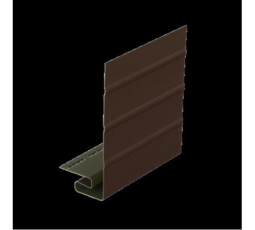 J- фаска  Дёке (DOCKE) Каштан L=3050мм