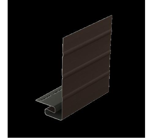 J- фаска  Дёке (DOCKE) Шоколад L=3050мм