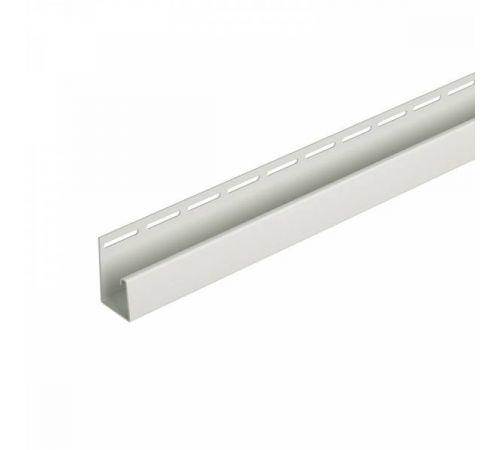 Фасадный J-профиль (палевый) 3050 мм