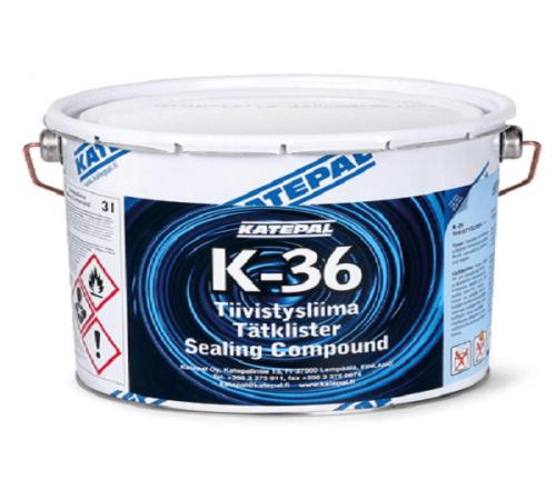 Клей битумный Katepal К36 10л