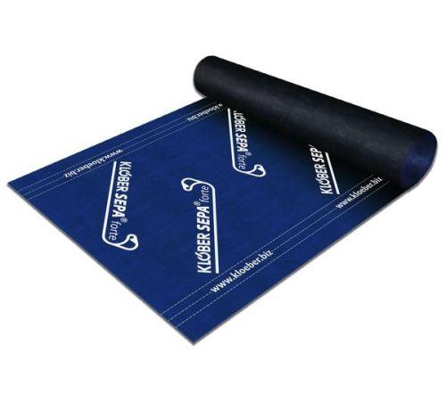 Sepa Basic edition 1,5x50м гидроизоляционная пленка с низкой паропроницаемостью с полипропиленовым покрытием Klober