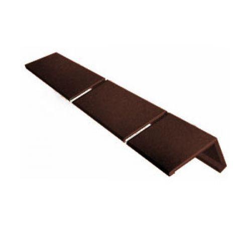 Конек/карниз  Icopal  0,25*10/16м.п. коричневый