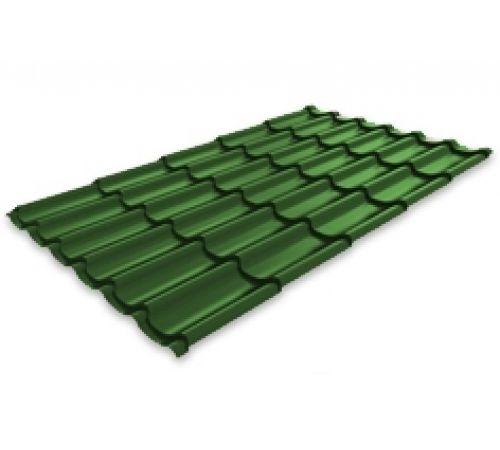 Металлочерепица Monterrey Standart  0.5мм Покрытие-Polyester
