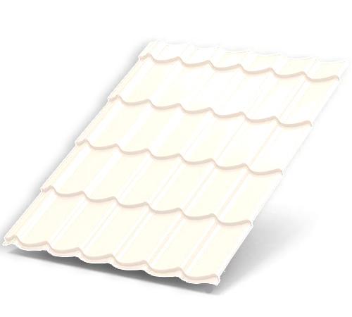 Mеталлочерепица МП Ламонтерра Х Norman (ПЭ-01-9003-0,5)