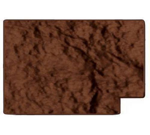 Угловая накладка для бордюра ( земляной)